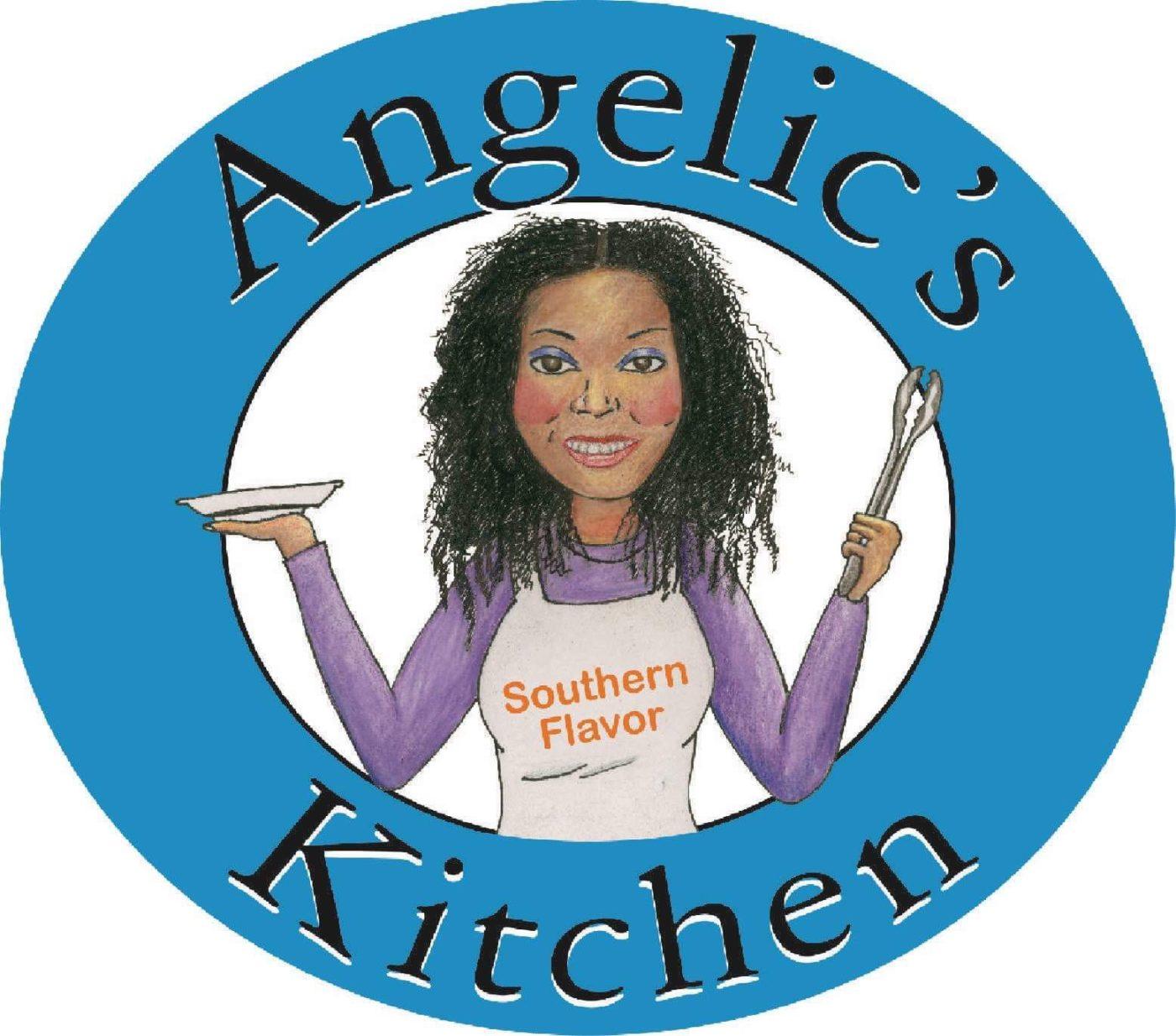 Angelic's Kitchen logo