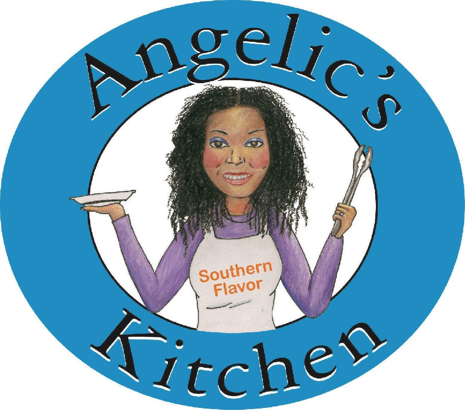 Angelic's Kitchen logo